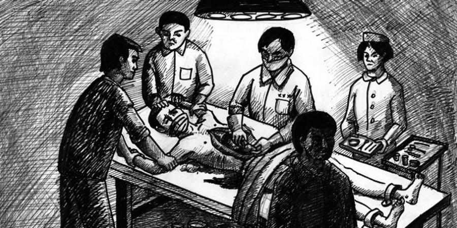 華人實名舉報中共活摘人體器官