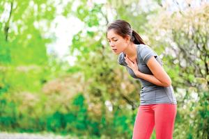 運動時為甚麼會感到噁心?