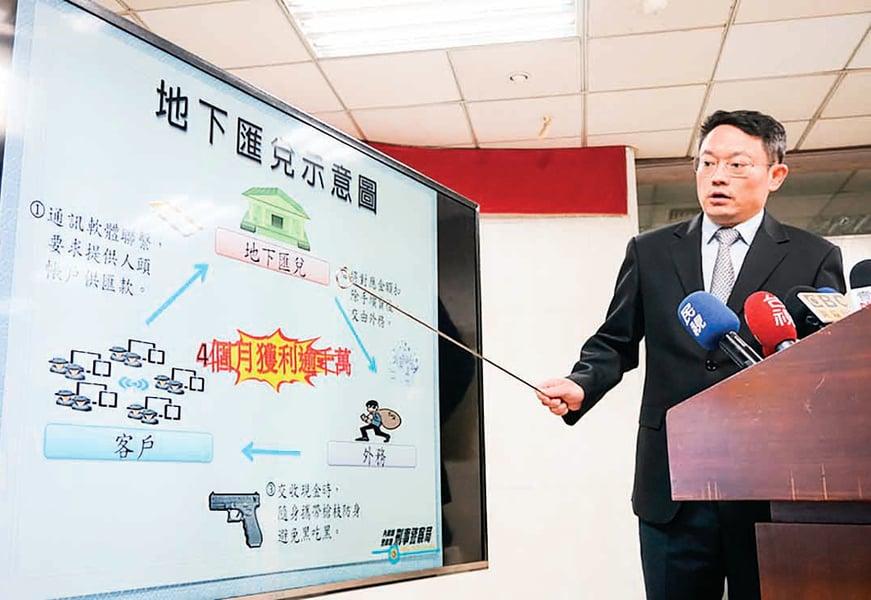 中國洗錢規模大 國際聚焦