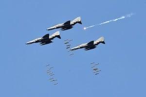 3中共軍機闖入東海防空區 韓出動戰機攔截