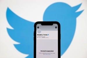 推特封殺特朗普 國際譴責 呼籲終結科技巨頭審查