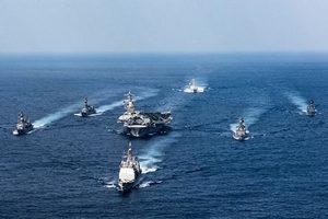 美海軍發佈十年計劃應對中俄威脅 列四優先事項
