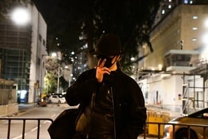 與青關會爭執被捕 香港「理大廚房佬」獲釋