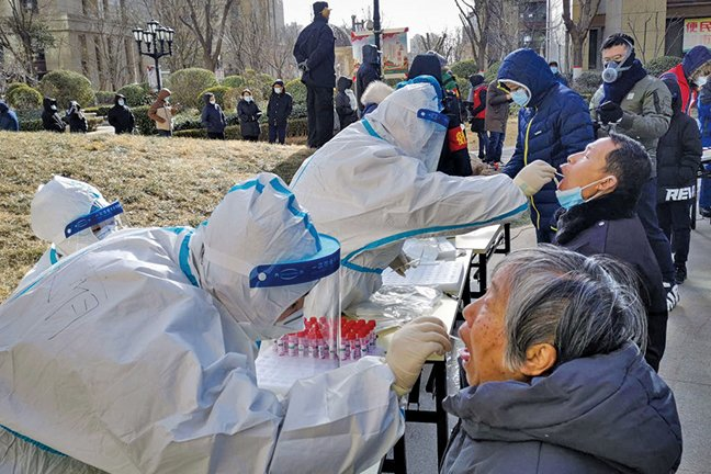 黑龍江進入應急狀態 京冀黑疫情傳至12省市
