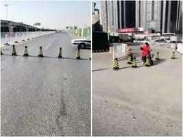 【一線採訪】京津冀疫情惡化 中共切斷進京高速