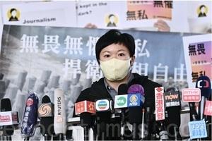 港台蔡玉玲復工無期 工會批:未審先判無道義