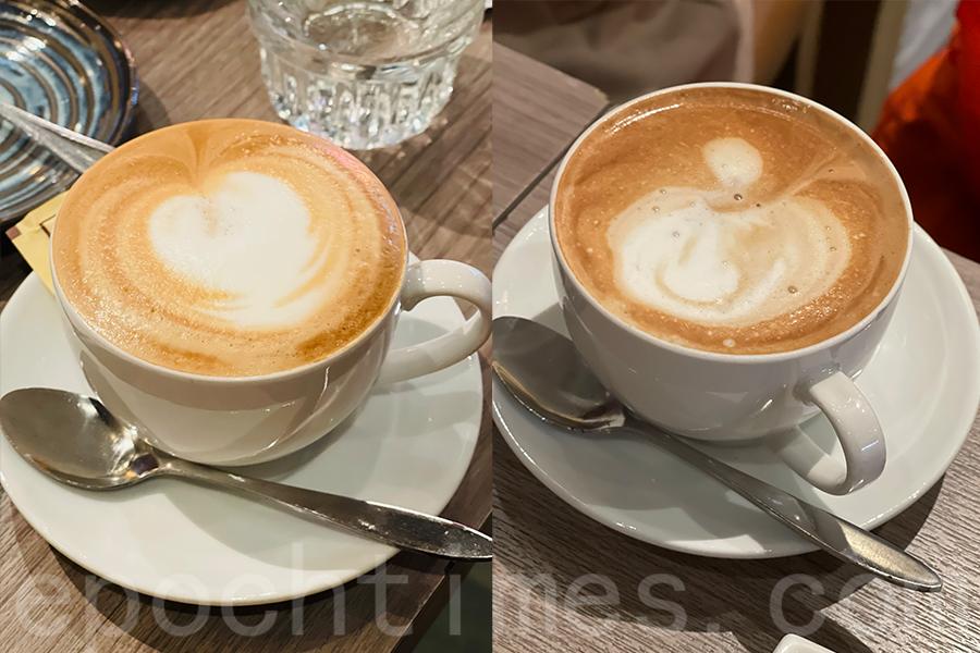 半價選購兩款咖啡。(Siu Shan提供)