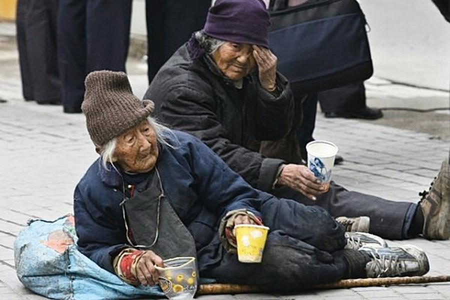 中國養老保險基金缺口大