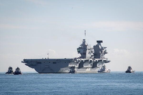 英國防參謀長揭中共稱霸全球野心 建議應對戰略