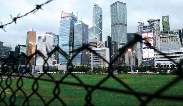 中共強推「港版國安法」,損港自治。據報道,五名去年成功逃亡到台灣的港人,半年後在美台人士協助下已抵達美國,申請難民庇護。(大紀元資料圖片)