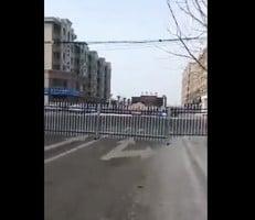 前缐採訪:百姓活在恐懼中 望奎縣惠七鎮被封的像座死城