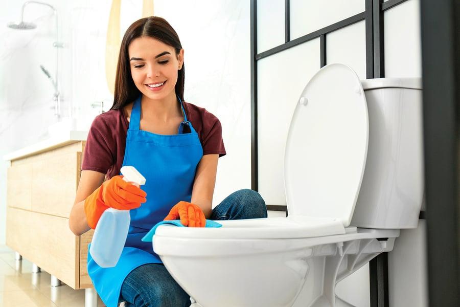廁所異味有原因 用對方法輕鬆除臭!
