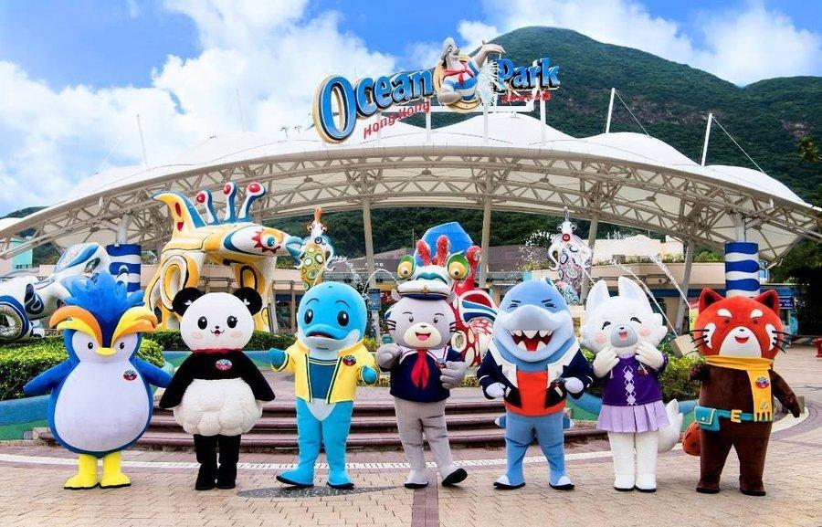 香港海洋公園再借16.7億 推免費入場吸客