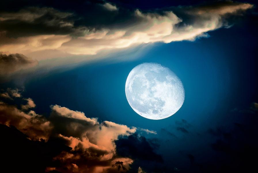 研究還原 1110年前月亮消失事件真相