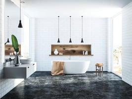 2021衛浴設計趨勢 易清潔材質成主流