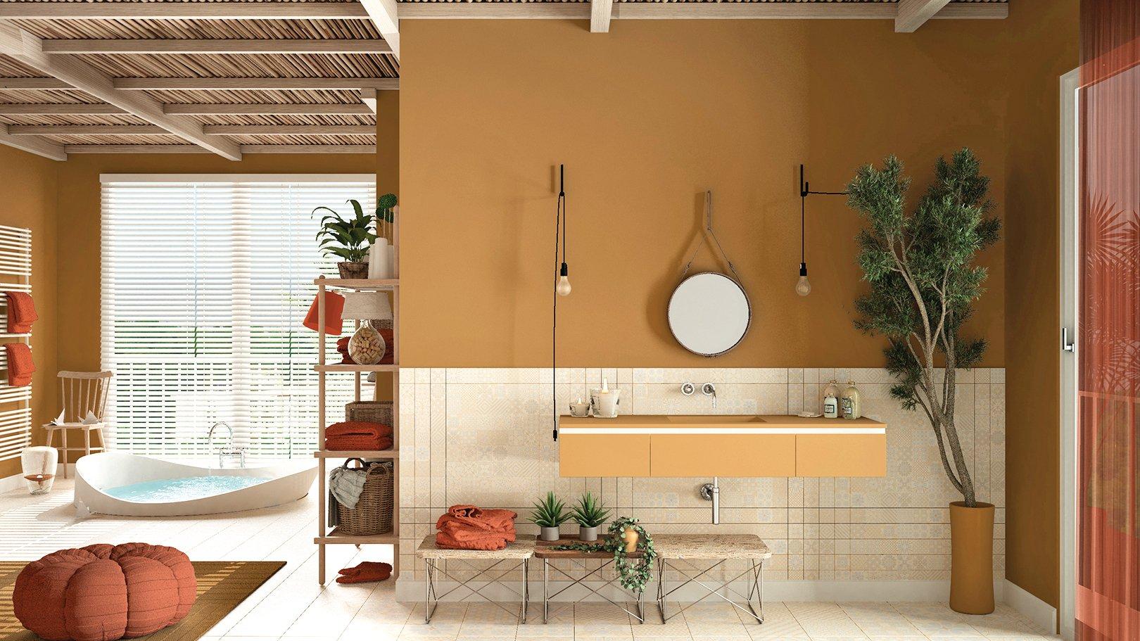 強調舒適感的暖色系將重回設計主流。
