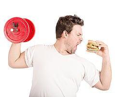 中年人過度肥胖大腦年齡老化10歲