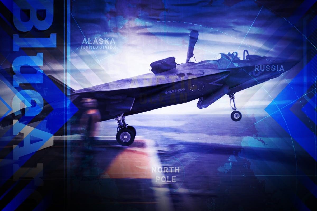 美國海軍希望有更多的遠程高速精準攻擊武器,為下一場戰爭做好準備。海軍作戰總司令公佈新的海上戰略。(大紀元製圖)