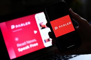 Parler獲俄羅斯科企協助網站重開