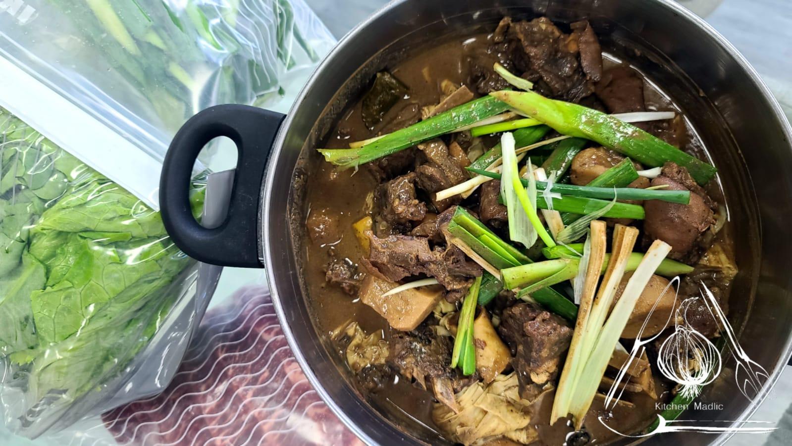 廣式羊肉煲。(Kitchen Madlic提供)