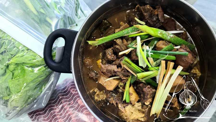 【美食「達」人】中西佳餚中的羊肉