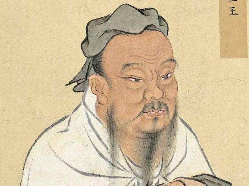 馨香雅句:孔子仰慕周公,後世為何多建孔廟?