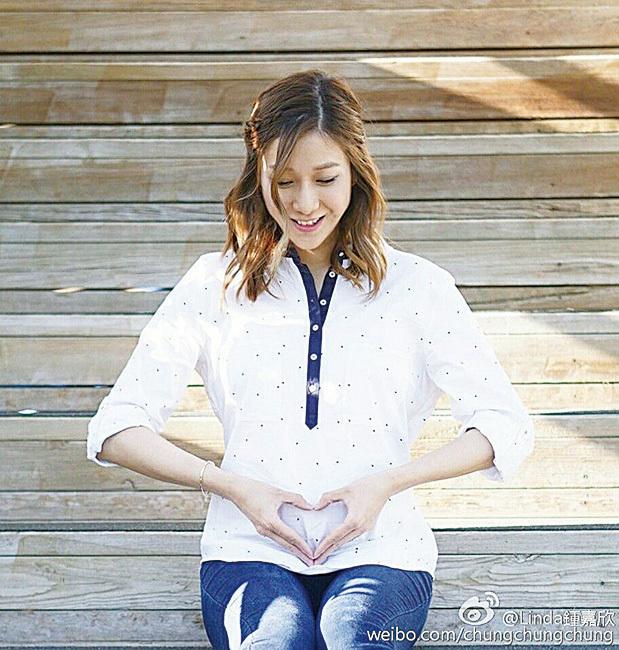 鍾嘉欣去年低調嫁脊醫  有晒心理準備做父母