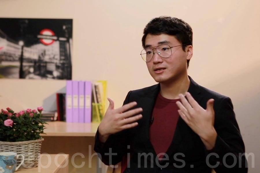 前英國駐香港總領事館職員鄭文傑表示,北京擬取消由BNO移民英國的港人的中國國籍或香港永久性居民身份不可行。(大紀元資料圖片)