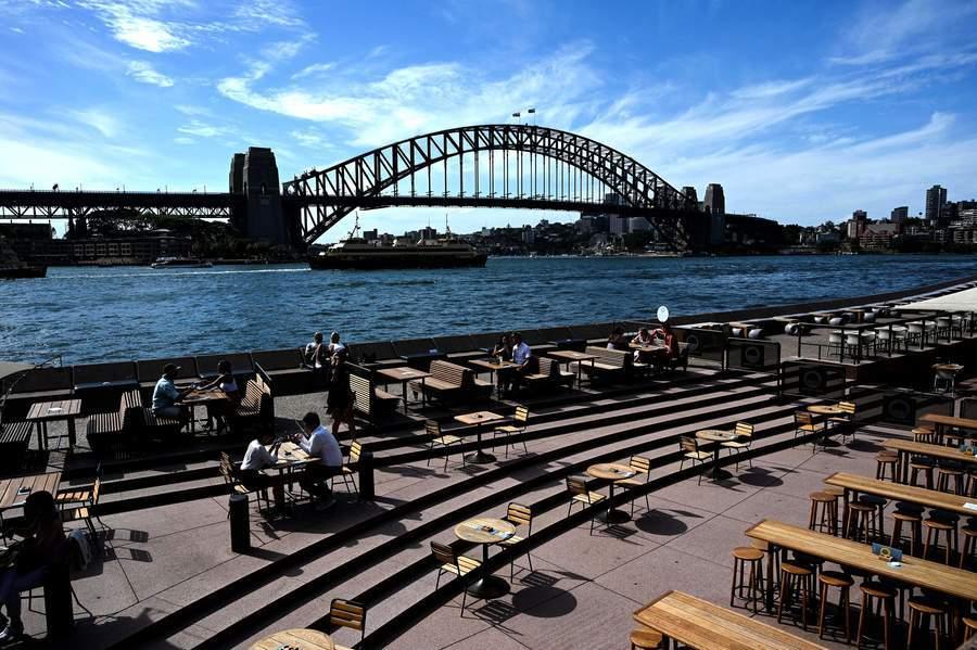 澳洲嚴謹抗疫 失業率回落至6.6%