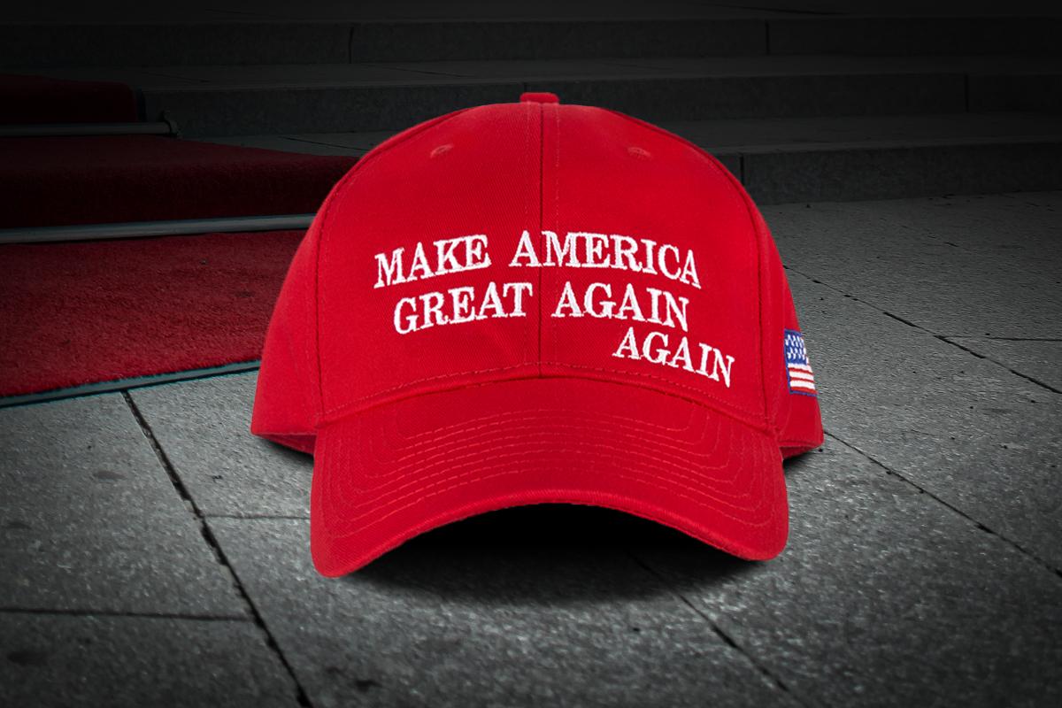 4年創造前所未有經濟繁榮,有哪些?演講中,特朗普強調建立了一個強有力的政治運動剛剛開始;離開白宮後他說:「我們會以某種形式再次歸來!」暗示甚麼?(大紀元製圖)