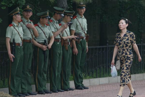 90年代武警殺高官 株連處罰致部隊加速腐敗