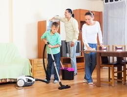 育兒錦囊:教導孩子做家務不再是苦差