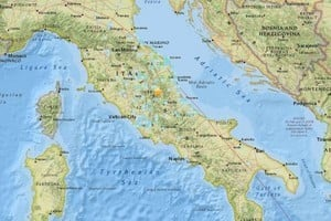 意大利中部6.2級強震 6人罹難傳小鎮全毀