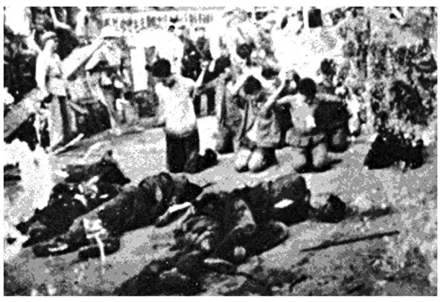 殘暴的廣西文革:殺人像殺豬  無罪惡感