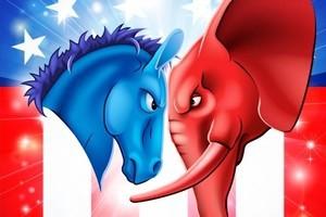 最新民調:希拉莉領先特朗普 差距略有縮小
