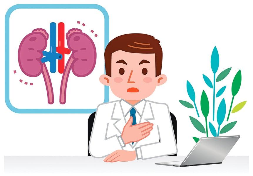 腎臟病常見症狀有哪些?  出現這些症狀要小心