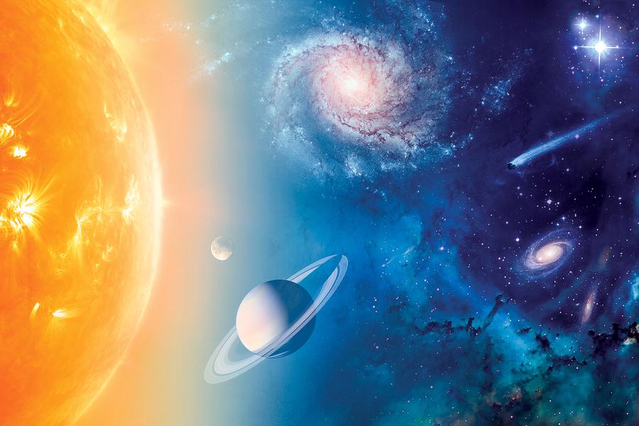 科學家還原太陽系初始結構