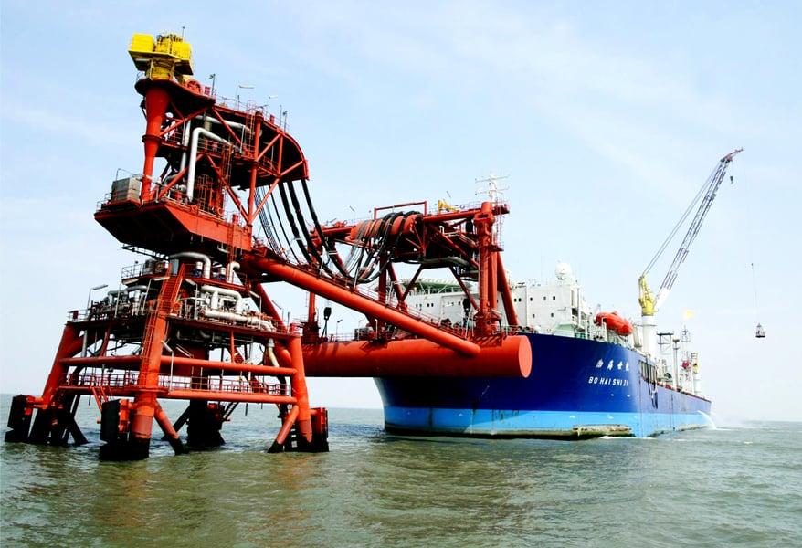 MSCI指數決定剔除中海油   股價現挫4%