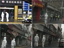 【一線採訪】上海小區被封引恐慌 學生連夜逃回家