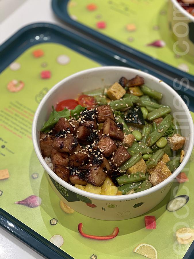 薑汁松板豬。(Siu Shan提供)