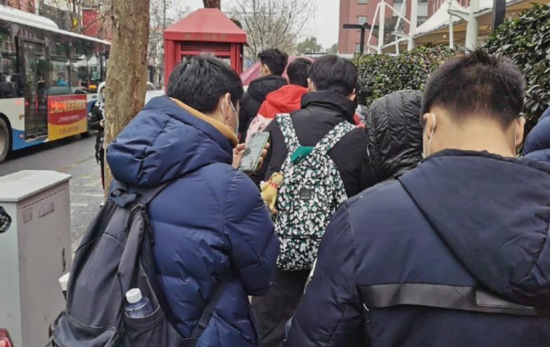 大陸疫情擴大 上海多所大學校區被封
