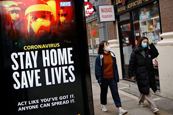 全球染中共病毒近億 死亡超兩百萬 變種致死率高