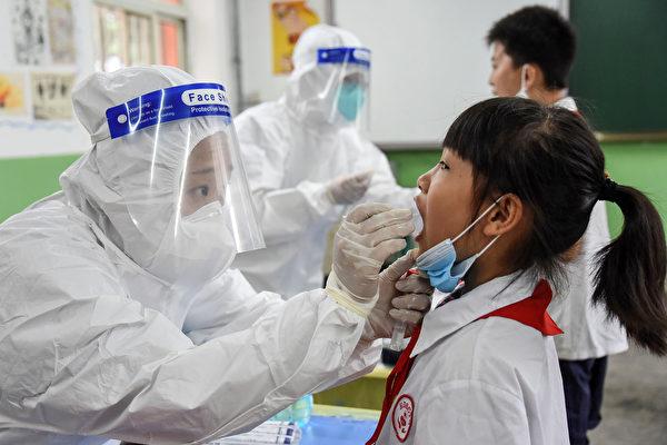 強制中國新年返鄉核酸檢測 中國試劑產業利潤爆增