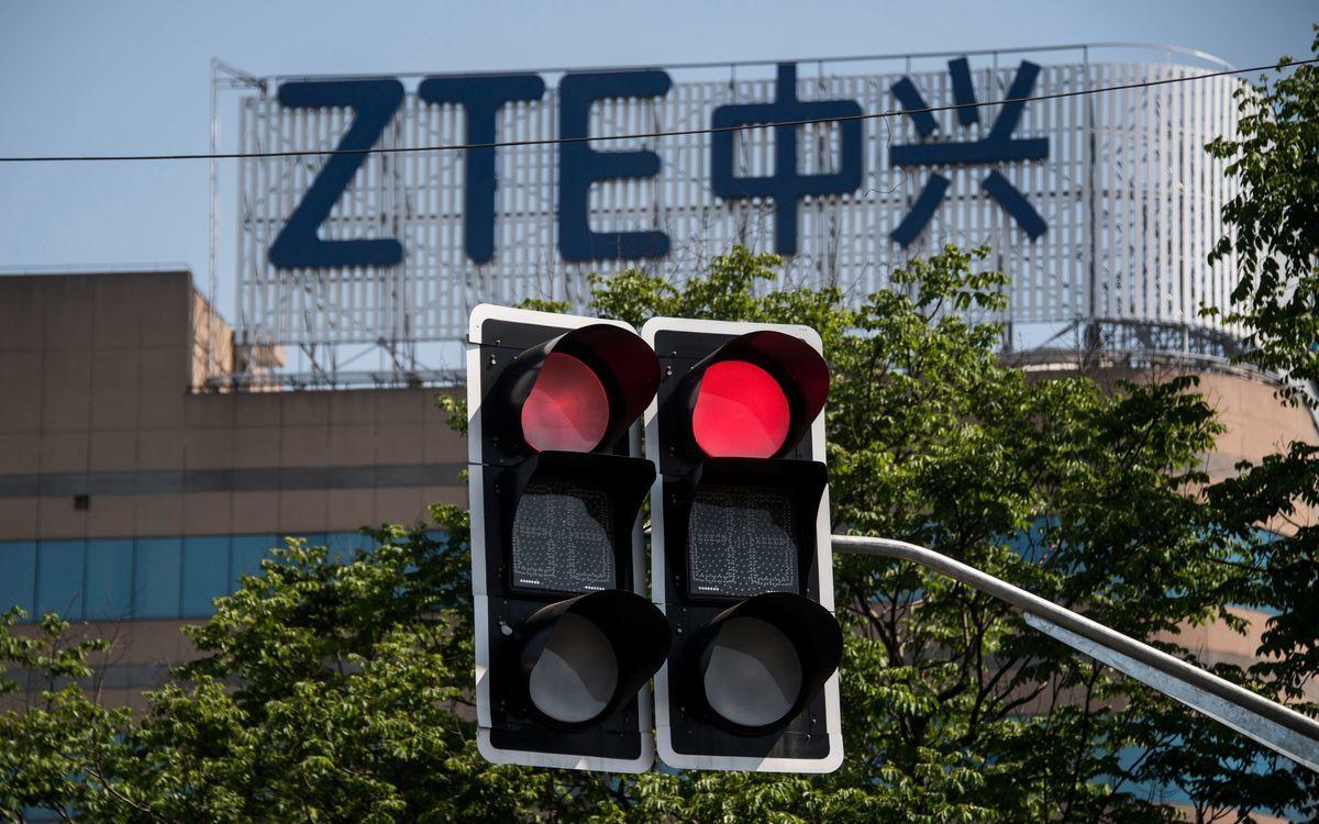 據印媒報導,該國政府要員於1月21日閉門討論網絡安全議題,料踢由中共操控的華為與中興出局。(JOHANNES EISELE/AFP via Getty Images)