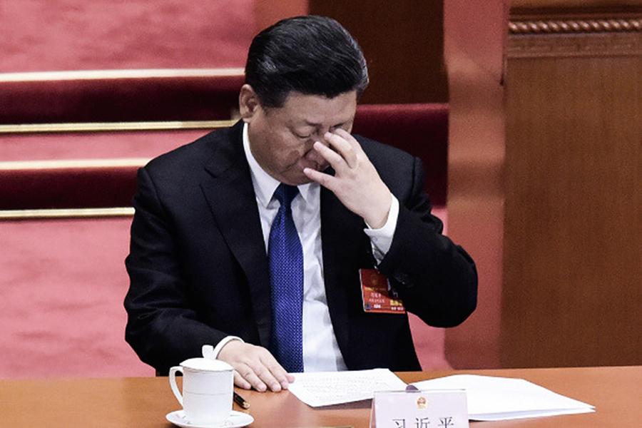 習近平承認貪腐是最大威脅