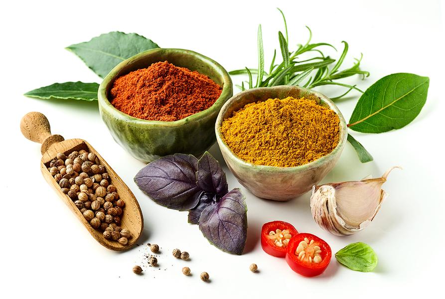 介紹八種常用香辛料   在品嚐美食之際也吃入健康