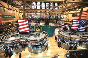在美上市公司 一月股票增發額創紀錄