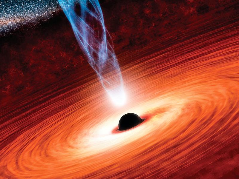 星系死亡過程懸而未決 冷類星體或揭秘