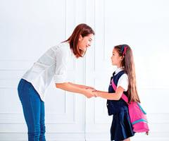 如何和孩子談論學校:適合5~15歲