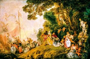 解讀文藝復興之後 兩百年間的美術 (五)